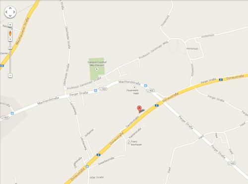 Anfahrt Mauthausen