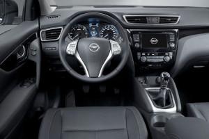 Nissan Qashqai Innenraum