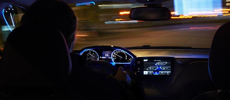 Peugeot 2008er Innenraum