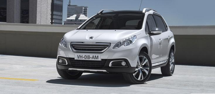 Peugeot 2008er