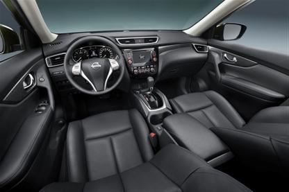 Nissan X-Trail 2014 Innenraum