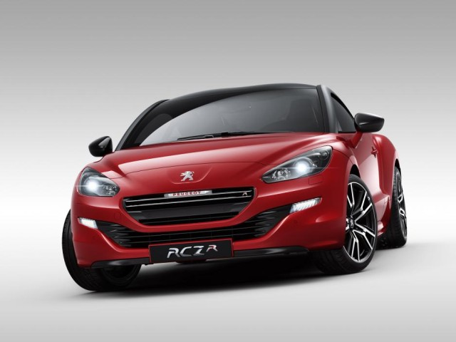 Peugeot-RCZ-R-Sportcoupe-2560-I Front
