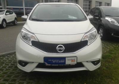 Nissan NOTE 1,2 N-TEC