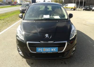 Peugeot 5008 1,6 BlueHDi 120 S&S EAT6 Business Line