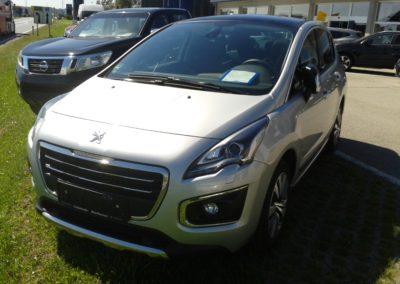 Peugeot 3008 1,6 THP 155 Allure
