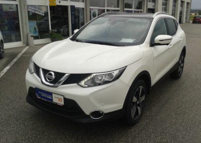 Nissan Qashqai 1,6 dCi N-VISION NEUES MODELL!!!!