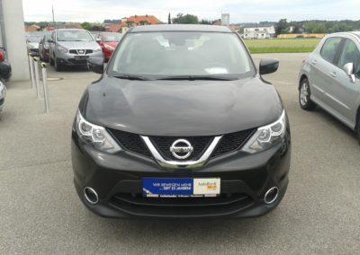 Nissan Qashqai 1,6 dCi Acenta TAGESZULASSUNG!!!