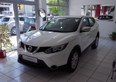 Nissan Qashqai 1,2 DIG-T Acenta Xtronic Aut.
