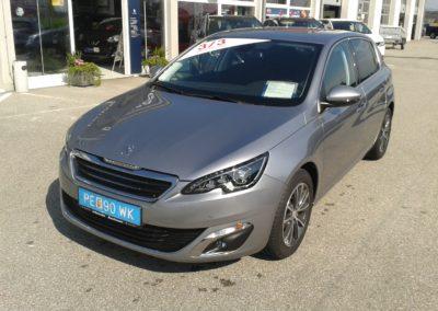 Peugeot 308 1,6 Blue HDi Allure