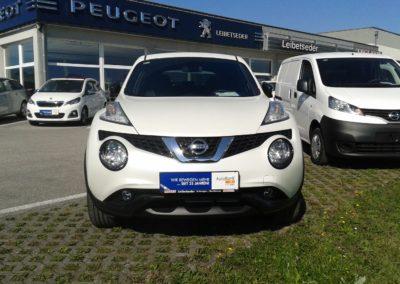 Nissan Juke 1,5 dCi N-Vision