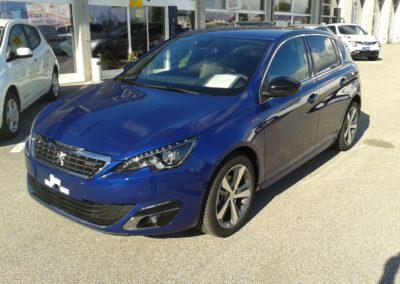 Peugeot 308 1,6 BlueHDI 120 GT Line S&S